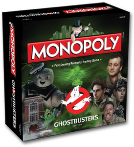 Monopoly Ghostbusters Retro Edition