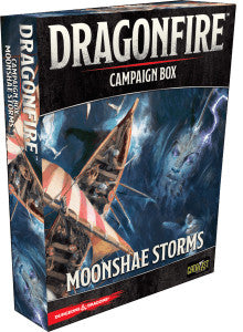 D&D Dragonfire Campaign Box: Moonshae Storms