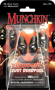 Munchkin: Deadpool - Just Deadpool Expansion