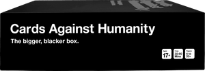 Cards Against Humanity: The NEW Bigger, Blacker Box