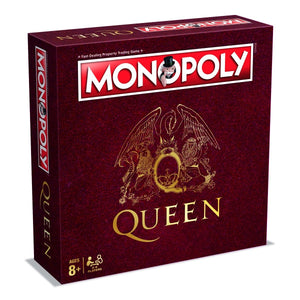 Monopoly Queen Collector's Edition