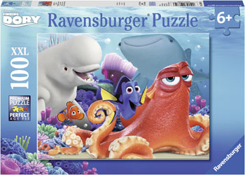 Disney Finding Dory XL 100pc Puzzle