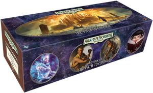 Arkham Horror LCG Return to The Path to Carcosa