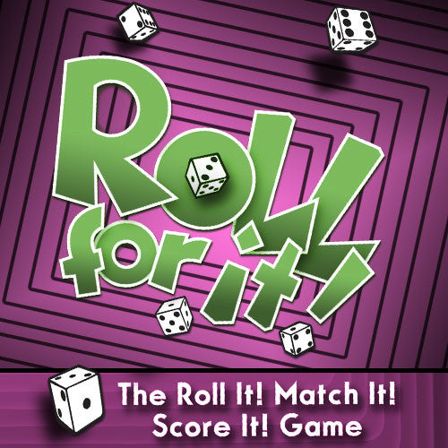 Roll For It: Purple Set