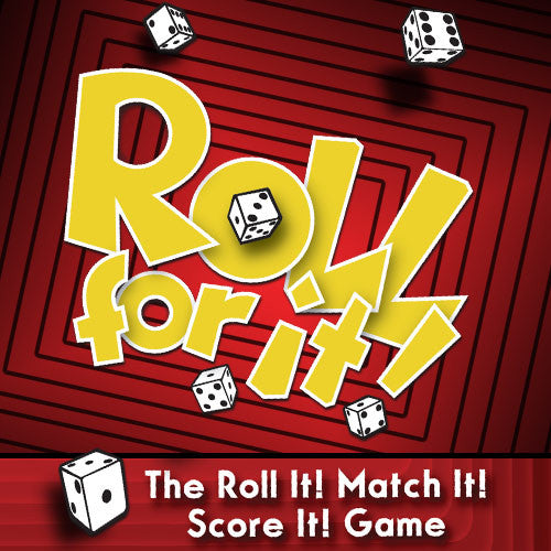 Roll For It: Red Set