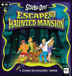 Scooby-Doo Escape from the Haunted Mansion