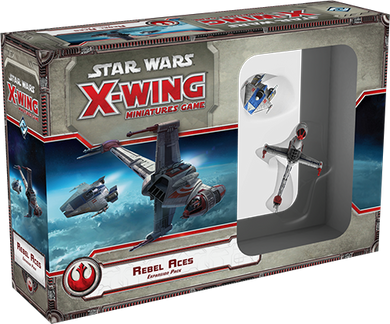 Star Wars X Wing Rebel Aces