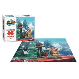 Super Mario Odyssey 200pc Puzzle - Wooded Kingdom
