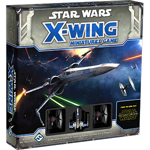 Star Wars X Wing: The Force Awakens