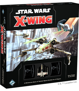 Star Wars X-Wing Miniatures Game Core Set 2nd Edition