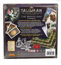 Talisman: The Woodland Expansion