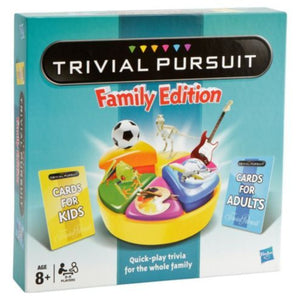 Trivial Pursuit: Family Edition