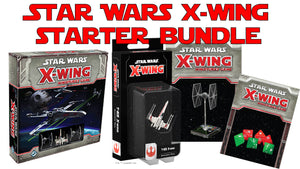 Star Wars X-Wing Starter Bundle