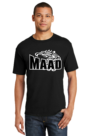 Awareness brand MAAD Mexicans against deportation t-shirt