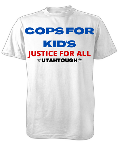 Cops for kids justice for all T-Shirt