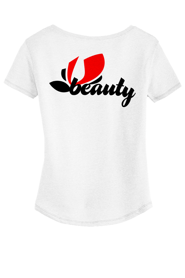 Awareness Brand Ubeauty Womens T-Shirt Stop cyber bullying