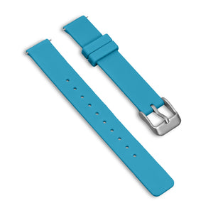 Silicone Watchband - 14mm with Quick Release