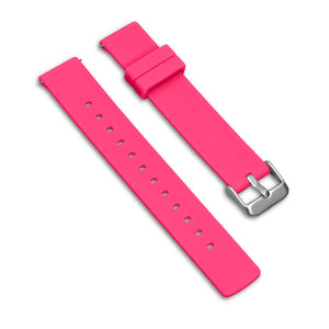 Silicone Watchband - 18mm with Quick Release