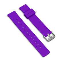 Load image into Gallery viewer, Silicone Watchband - 18mm with Quick Release