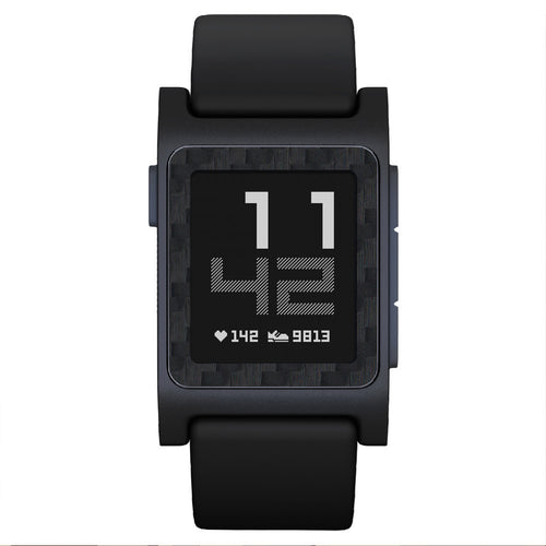 pebble 2 black carbon fiber