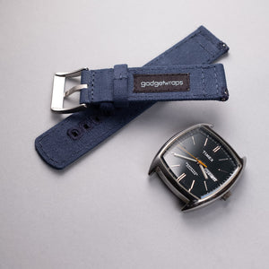 Canvas Watchband – 22mm with Quick Release