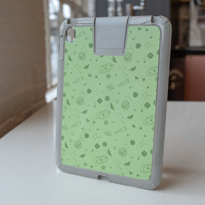 Osmo Cosmos - Green - For iPad Case