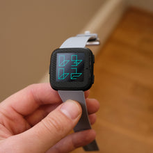 Load image into Gallery viewer, Fitbit-Versa-Black-Hex-1
