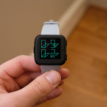 Load image into Gallery viewer, Fitbit-Versa-Black-Hex-2
