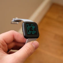 Load image into Gallery viewer, Fitbit-Versa-Black-Hex-3
