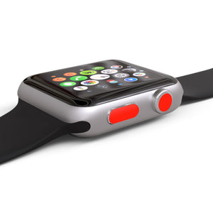 Apple Watch Button Skins 4-Pack - Gloss
