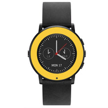 Load image into Gallery viewer, Pebble Time Round Gloss Color Wraps and Screen Protectors