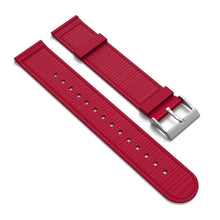 Load image into Gallery viewer, NATO Style 2 Piece Nylon Watchband - 18mm with Quick Release