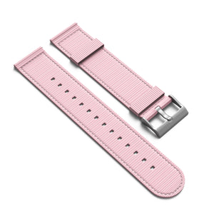 NATO Style 2 Piece Nylon Watchband - 18mm with Quick Release
