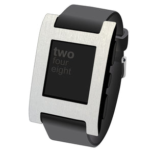 Pebble Classic Brushed Metal Skins and Screen Protectors
