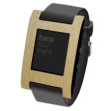 Load image into Gallery viewer, Pebble Classic Brushed Metal Skins and Screen Protectors