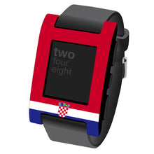 Load image into Gallery viewer, Pebble Classic Flag Skins and Screen Protector