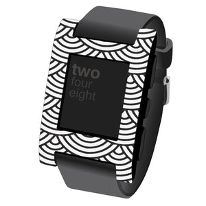 Pebble Classic Design Skins and Screen Protectors