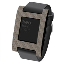 Load image into Gallery viewer, Pebble Classic Carbon Fiber Skins and Screen Protectors