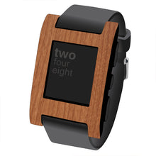 Load image into Gallery viewer, Pebble Classic Wood Skins and Screen Protectors