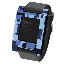 Load image into Gallery viewer, Pebble Classic Digital Camo Skins and Screen Protector