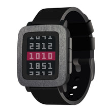 Load image into Gallery viewer, Pebble Time Brushed Metal Skins