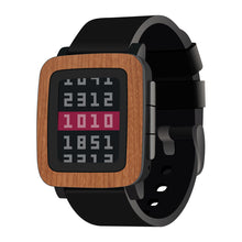 Load image into Gallery viewer, Pebble Time Wood Wraps