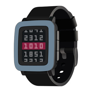 Pebble Time Matte Color Skins