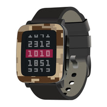 Load image into Gallery viewer, Pebble Time Steel Digital Camo Skins and Screen Protectors