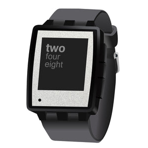 Pebble Steel Matte Skins and Screen Protectors