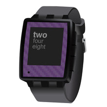 Load image into Gallery viewer, Pebble Steel Carbon Fiber Skins and Screen Protectors
