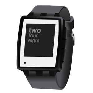 Pebble Steel Gloss Skins and Screen Protectors