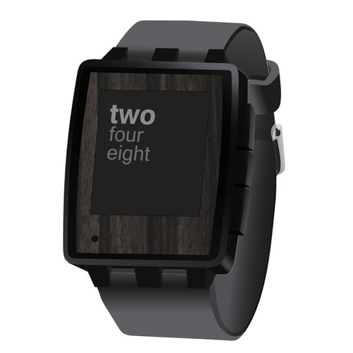 Pebble Steel Ebony Metallic