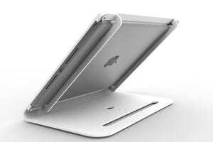 "Metal ipad stand for latest 10.2"" ipads 7th & 8th Gen"