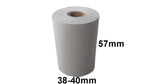 BPA Free Eftpos Thermal Paper Rolls 57mm wide